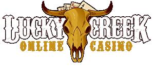 Lucky Creek Online Casino Logo
